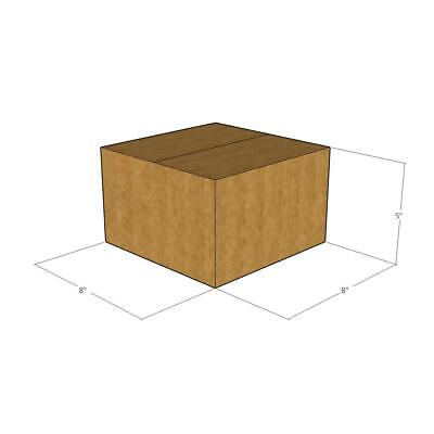20 Boxes With Size Of 8 X 8 X 5 - 32 Ect New