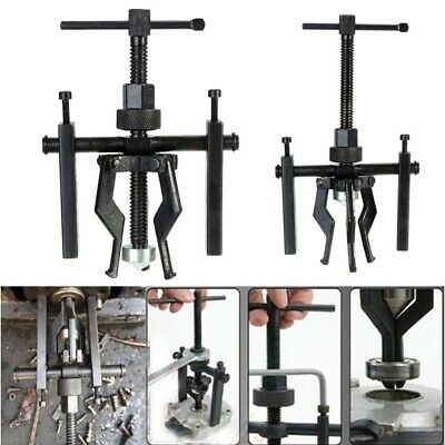 3-jaw Pilot Bearing Puller Inner Wheel Gear Extractor Car Motorcycle Hand Tool