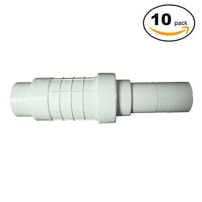PrimeX 85316 1 1/2 Quick Repair Coupling - 10/Pack