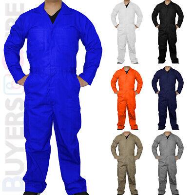 Men's Coveralls Long Sleeve Coverall Mechanic Jump Suit Boilersuit Workwear - Mechanic Jumpsuit