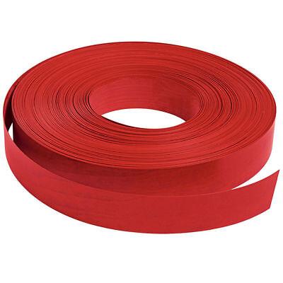 Vinyl Inserts Slatwall Panel Red Shelving Display 130 Ft 6 Rolls Decorative