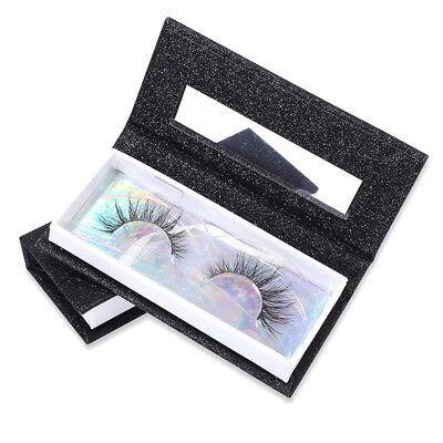 Empty False Eyelash Care Storage Case Box Container Holder Compartment Tool