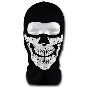 WINDMASK Biker Totenkopf Skull Face Motorrad Maske Sturmhaube Skimaske Balaclava