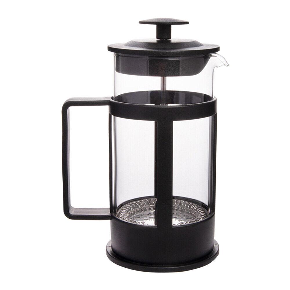 French Press Filter Coffee/Tea Espresso Maker, 12 oz, 350 ml