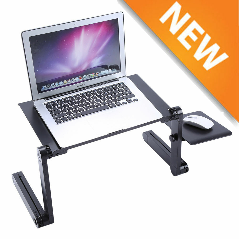 360° Foldable Laptop Desk Table Stand Notebook Tray For APP