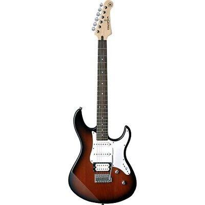 YAMAHA Guitarra Eléctrica Pacifica 112V Ovs Antiguo Violín Sunburst