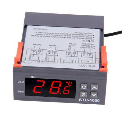 110-220v Stc-1000 All-purpose Temperature Controller Thermostat Aquarium Sensor