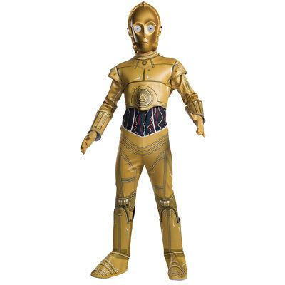Kids Star Wars C-3PO Halloween Costume - Child C3po Costume