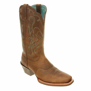 New Ariat Cowgirl Boots Ariat Women S Cowboy Cowgirl Boots Cowboy Boots