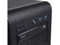PLS Gamer Supreme Liquid Cool Gaming Desktop -Intel i7-6700K 4.0GHz, 16GB RAM,NVIDIA GTX970 4GB, SSD