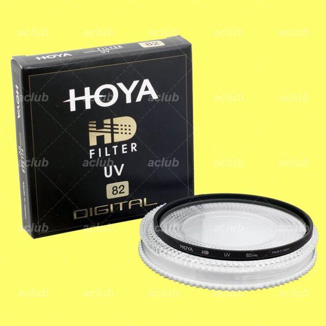 Genuine Hoya 82mm Digital HD UV Filter