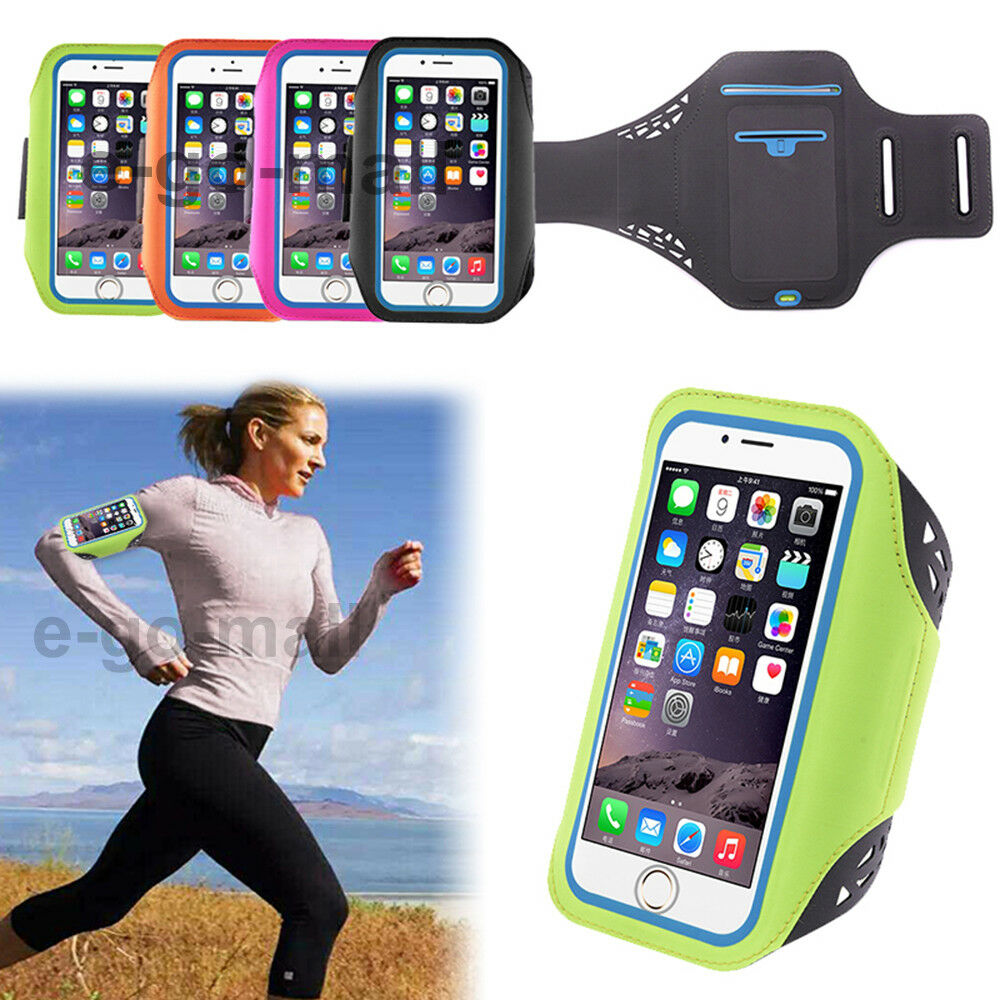 LG U LG K10 Quality Gym Running Sports Workout Armband Phone Case Cover
