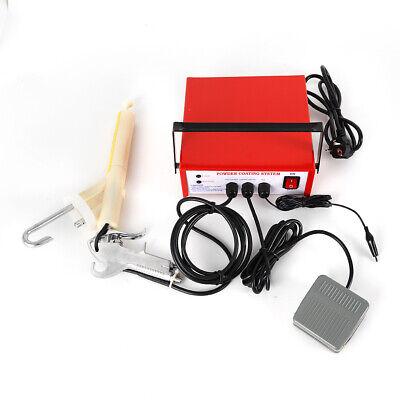 Powder Coating Machine Powder Coating System Paint Spray Gun Pc03-2 220v 3.3w