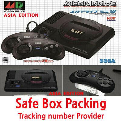 Usado, SEGA Mega Drive Mini W Controller 2 Set 16 bit Vintage Game ASIA version - 1Pcs comprar usado  Enviando para Brazil