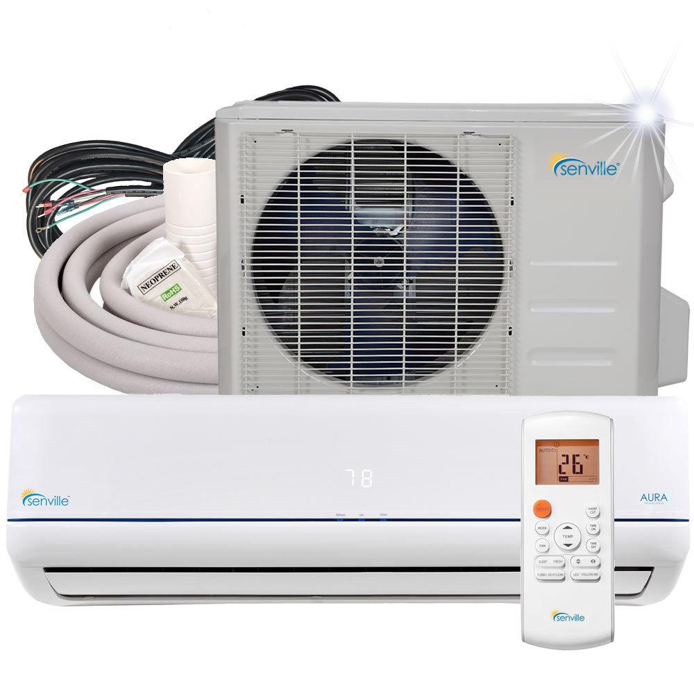 12000 BTU Mini Split Air Conditioner and Heat Pump 22 SEER E