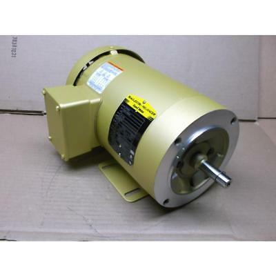 Baldor-reliance 29ux34cem3558 2hp General Purpose Nema Invertor Super-e Motor