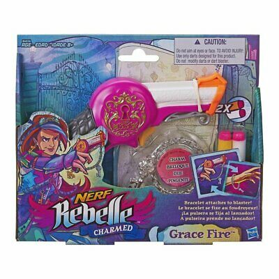 NERF Rebelle Charmed Grace Fire