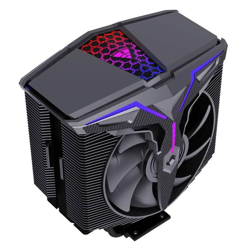 CPU Cooler Sink Radiator for Intel LGA 1366 1200