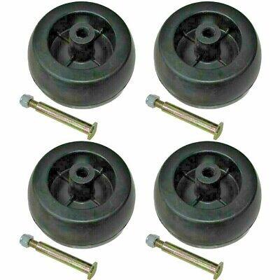 4pk HD Riding Mower Deck Wheel/Bolts for Husqvarna AYP 193406 133957 6916 11142 Mower Wheel Bolt