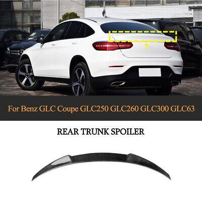 CarbonSpoiler für Mercedes Benz GLC Coupe W253 16-19Heckspoiler Lippe Heckansatz
