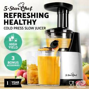 Slow Juicer Fruit Vegetable | Gumtree Australia Free Local Classifieds