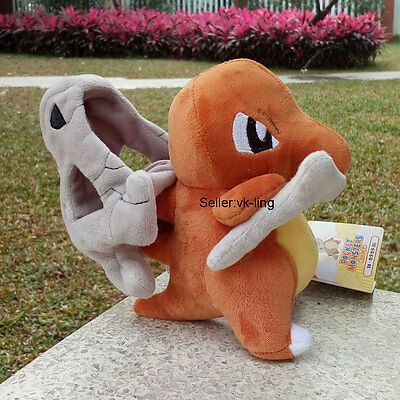 "Pokemon Center Pocket Monsters Mask Cubone 6.5"" Plush Toy Stuffed Animal Doll"