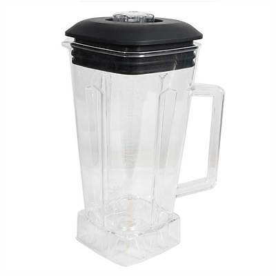 Hardin Vmujug Vita-mix Replacement 64oz Polycarbonate Container Jug W Top Cover