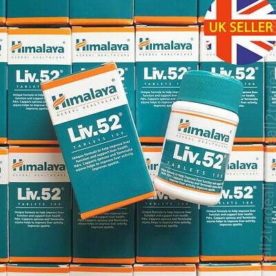 Liv.52 - 500 Tablets BOXED Brand New - UK STOCK *5 Boxes* Expiry July 2020