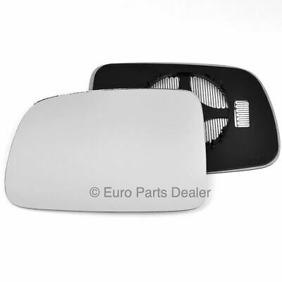 Right DRIVER SIDE Flat wing mirror glass for HONDA CR-V 1996-2006 Heated plate