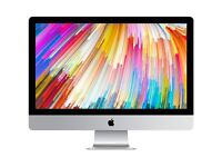 iMac 4.2Ghz 5K - 8GB- Radeon Graphics - Kaby Lake - 512 SSD - 8GB memory with AppleCare -