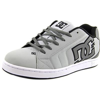 Dc Shoes Net   Round Toe Leather  Skate Shoe