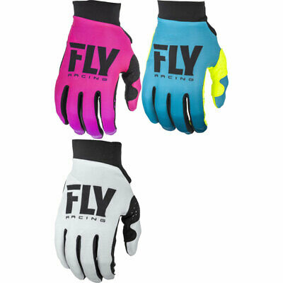 2019 Fly Racing Womens/Girls Lite Motocross Dirt Bike Gloves - Pick Size/Color