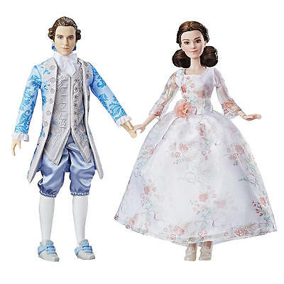 Disney Beauty & the Beast Live Action Royal Celebration Prin - Belle & Beast