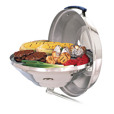 MAGMA MARINE KETTLE CHARCOAL GRILL PARTY SIZE 17""