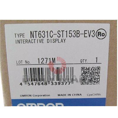New Omron Nt631c-st153b-ev3 Plc Hmi Interface Operator Panel Interactive Display