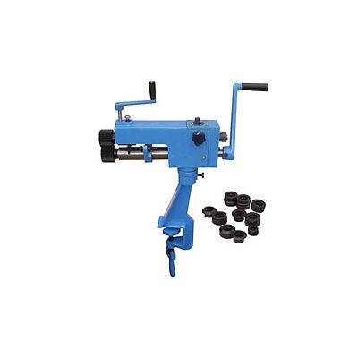 Rotary Machine Sheet Metal Bead Roller Steel Bender Fabrication Forming Hvac