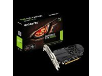 GeForce GTX 1050 Ti OC Low Profile 4G