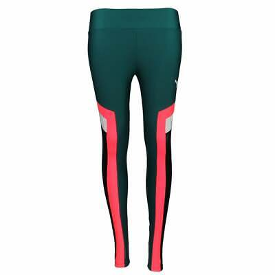 Puma Chase Legging Womens   Casual   Breathable - Green