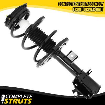 Left Front Spring - Front Left Quick Complete Strut & Coil Spring Assembly for 13-15 Nissan Altima