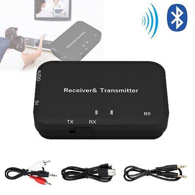 Bt-audio (B9 2 in 1 BT Audio Sender & Empfänger Wireless Audio Adapter 3.5mm Audio Player)
