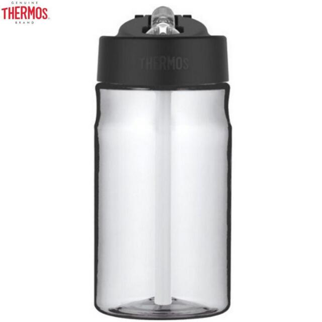 Thermos Intak Hydration Bottle With Straw Clear 355Ml Outdoor Travel Drink New