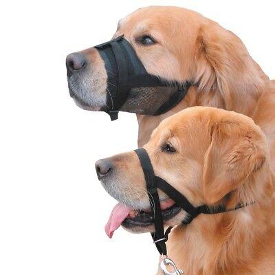 Nobby Maulkorb Erziehungshalfter Maulband Hundemaulkorb 5 Größen Training Sport (Maulkorb Größe 5)