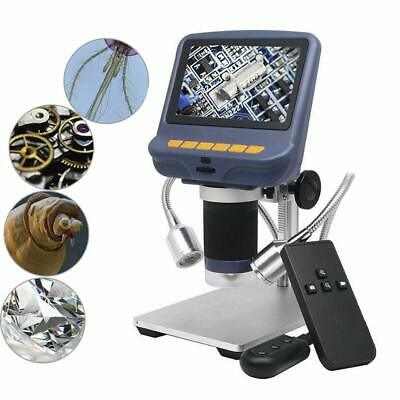Andonstar 4.3 Inch 1080p Lcd Digital Usb Microscope10x-220x Magnification Zoom