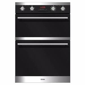 Venini 60cm Double Multifunction Oven 90cm Model VEOD67SS St Peters Marrickville Area Preview