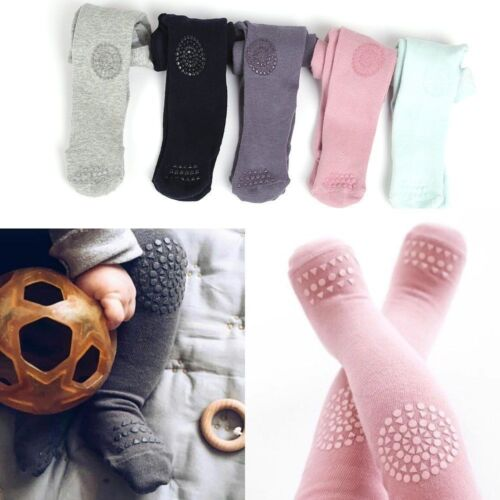 Nouveau bébé filles collants doux enfants filles chaussettes collants collants 2-12 ans y