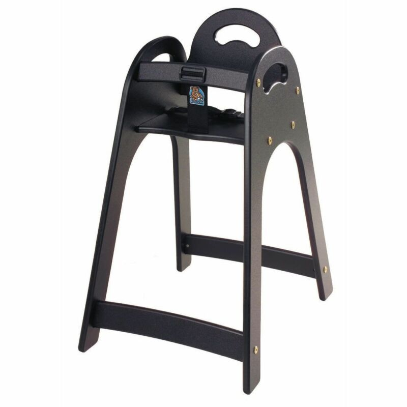 KOALA KARE KB105/02 Designer High Chair Color: Black