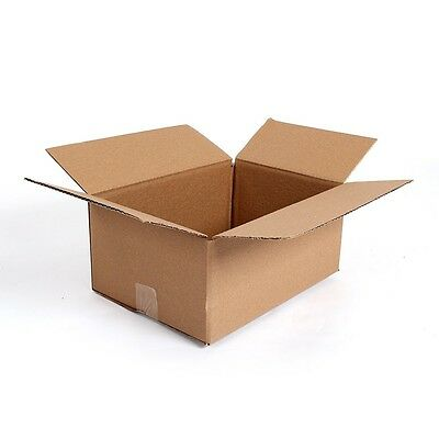 50 Pack Moving Packing Shipping Mailing Storage Cardboard Boxes 14x10x6 Box