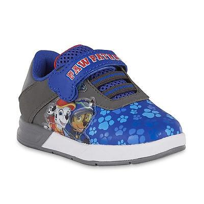 - NEW Boys Toddler Paw Patrol Sneakers Shoes Size 7 Marshall Chase
