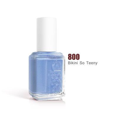 Essie Nail Polish 800 Bikini So Teeny -