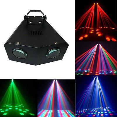 - Sweeper 2 Eyes DMX512 Stage Lighting 128 LED Lights Party DJ Disco KTV Show 4CH